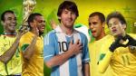 Lionel Messi es el mejor del mundo para Neymar y otros cracks de Brasil (VIDEO) - Noticias de papito