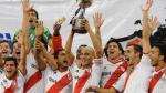River Plate venció 4-2 en penales a Boca Juniors y se coronó campeón (VIDEO) - Noticias de juan ramon riquelme