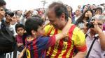 Barcelona trajo al Perú a su nuevo Lionel Messi (VIDEO) - Noticias de déficit fiscal
