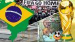 Brasil 2014: 5 desafíos para salvar al Mundial del fracaso (REPORTAJE) - Noticias de billetes de 100 dólares