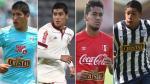 Selección Peruana Sub 20: los convocados para el duelo ante Costa Rica - Noticias de martin ugarriza