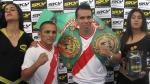Miguel Sarria: Alberto Rossel le dio los tips para ser campeón mundial por mucho tiempo (VIDEO) - Noticias de miguel masias