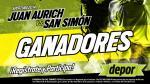 Juan Aurich vs. San Simón: estos son los ganadores de las entradas dobles - Noticias de juan gastelo