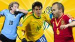 Brasil 2014: así llegaron las selecciones al anterior Mundial (VIDEOS) - Noticias de herzegovina inglaterra espana
