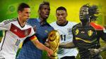 Brasil 2014: los 10 jugadores jóvenes que debes seguir en el Mundial (VIDEOS) - Noticias de juegos naturales