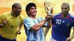 Brasil 2014: este es el equipo ideal de la historia de los Mundiales - Noticias de dino zoff