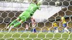 Brasil vs. Croacia: Stipe Pletikosa y su enorme atajada ante remate de Oscar - Noticias de hajduk split