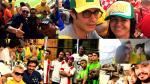 Brasil 2014: 11 personajes famosos que disfrutan del Mundial (FOTOS) - Noticias de actores brasileños